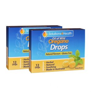 12 Drops – Oil of Wild Oregano Drops – Twin Pack
