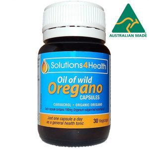 30 Capsules – Oil of Wild Oregano